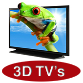 refurbished 3D TV